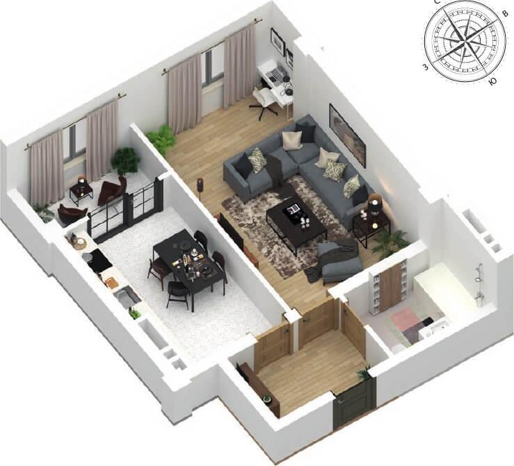 5 квартира